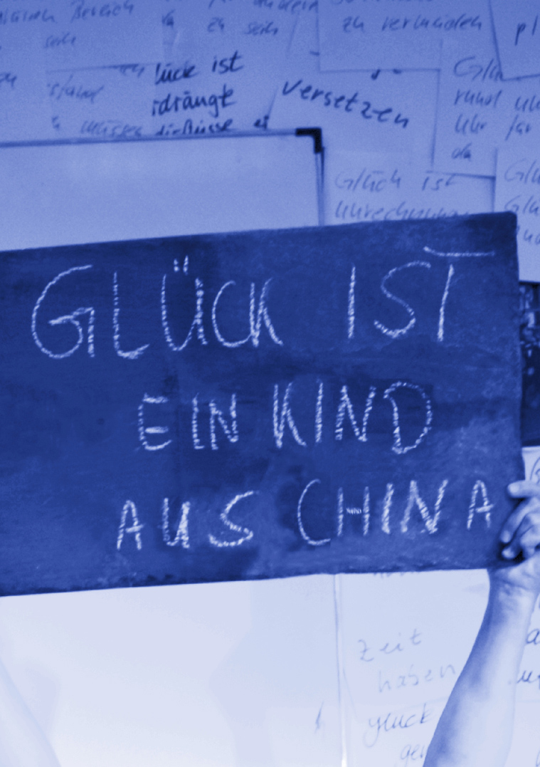 julia marquardt awo glueck ist ein kind aus china flyer theater theatre grafik graphic design